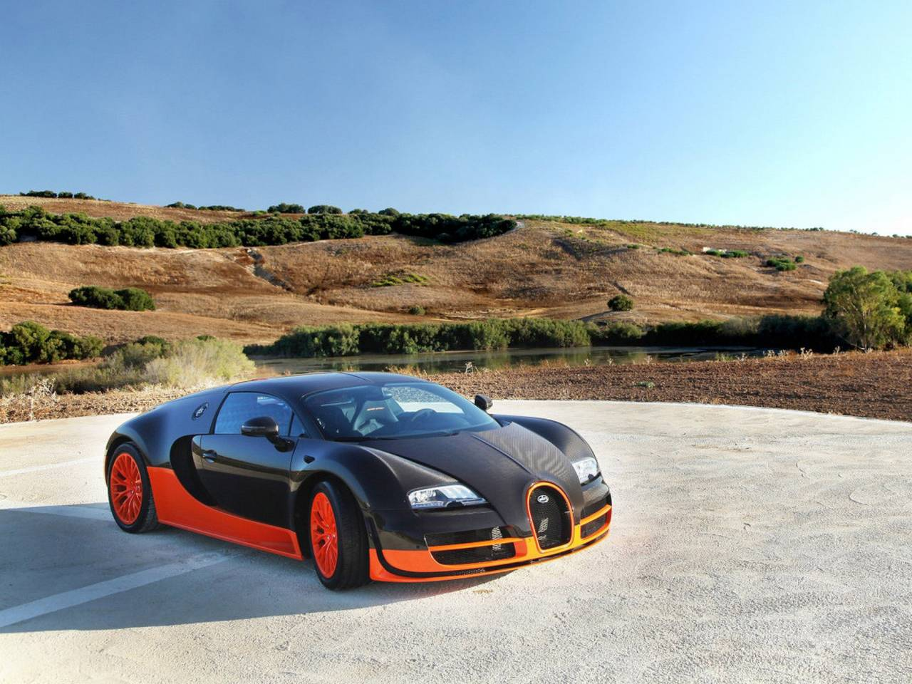 Bugatti Veyron Super Sports 01