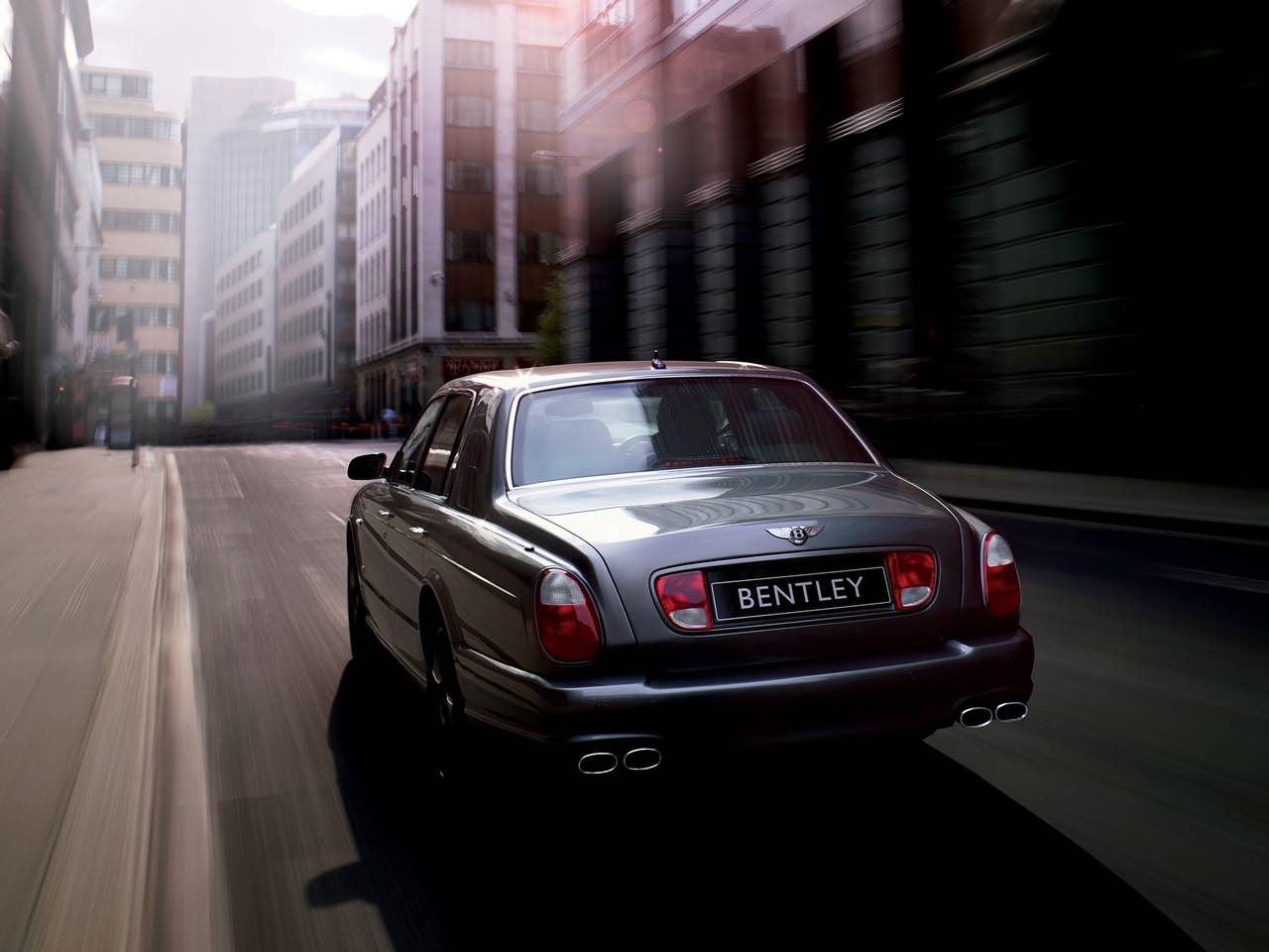 Bentley Arnage 02