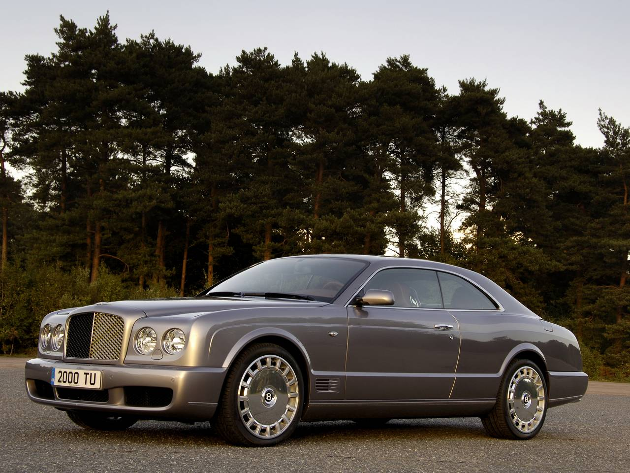 Bentley Brooklands 05
