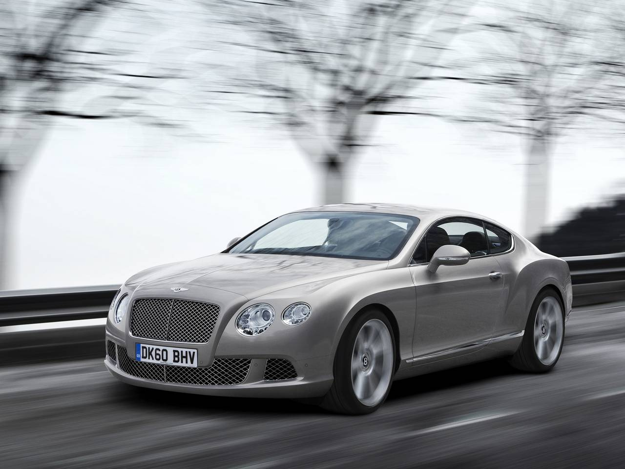 Bentley Continental GT 01