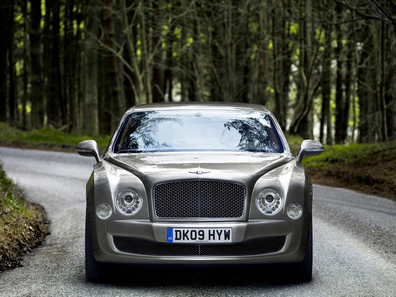 Bentley Mulsanne 01