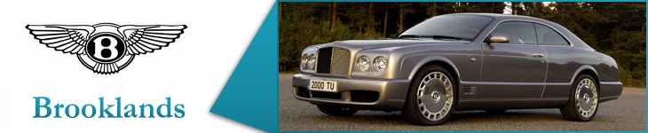 Bentley Brooklands